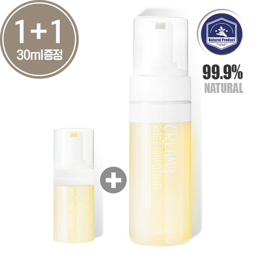 크리미 버블 폼 클렌저 Creamy Bubble Foam Cleanser 150ml